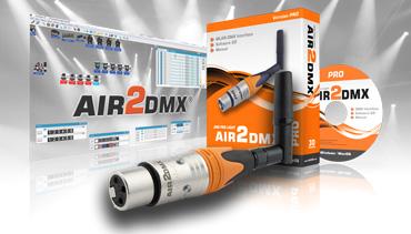 AIR2DMX PRO
