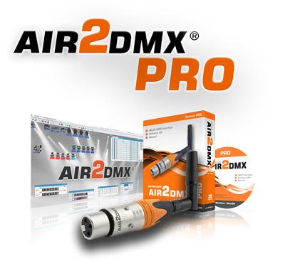 AIR2DMX PRO Series 400x367