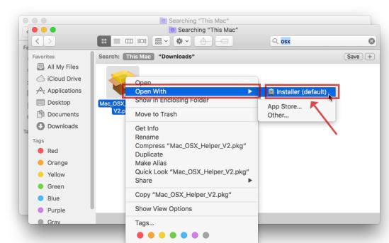 macOS Helper 2
