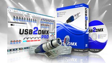 USB2DMX OPTO
