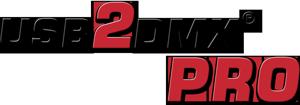 USB2DMX PRO logo
